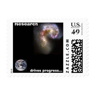 science for the future 1 postage stamps