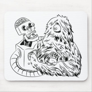 Science Friction Mouse Pad