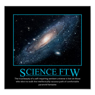 Science FTW Poster