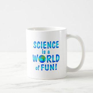 Science Fun Coffee Mug