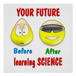 Science Future Poster