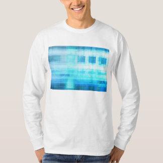 Science Futuristic Internet Computer Technology T-Shirt