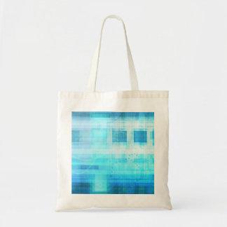 Science Futuristic Internet Computer Technology Tote Bag