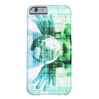 Science Futuristic Technology as a Concept Art Barely There iPhone 6 Case