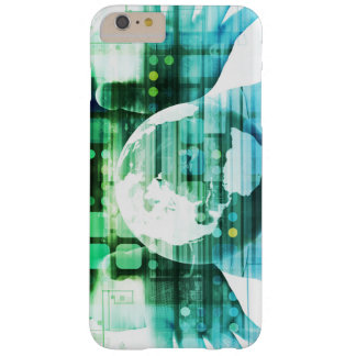 Science Futuristic Technology as a Concept Art Barely There iPhone 6 Plus Case