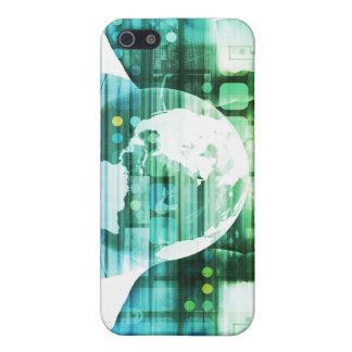 Science Futuristic Technology as a Concept Art iPhone SE/5/5s Cover