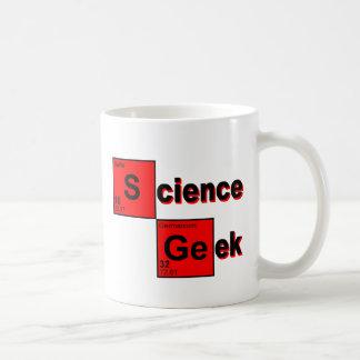 Science Geek Coffee Mug