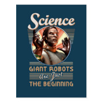 Science: Giant Robots Are Just the Beginning Postcard