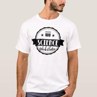 Science Girls do it Better T-Shirt