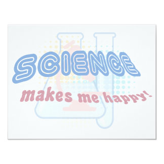 science_happy with pic card