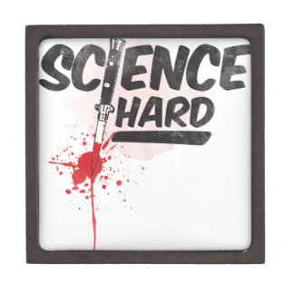 Science Hard! Gift Box