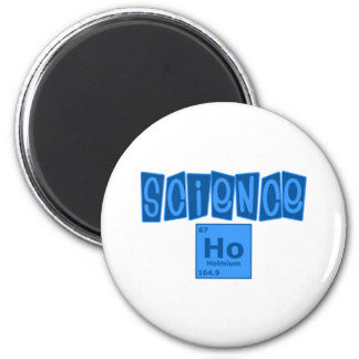 Science Ho 2 Inch Round Magnet