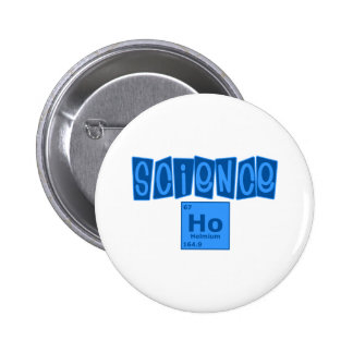 Science Ho Button
