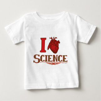 Science I anatomical heart Science Baby T-Shirt