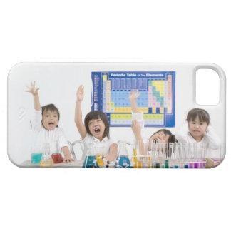 science iPhone SE/5/5s case