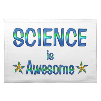 Science is Awesome Place Mats
