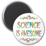 Science is Awesome Refrigerator Magnet