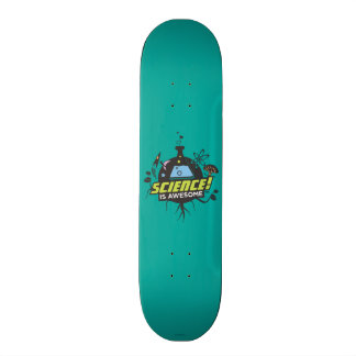 Science Is Awesome Skateboard Deck