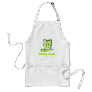 Science is Cool Adult Apron