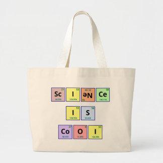 Science is cool bag