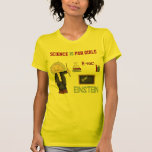 Science IS For Girls, Science Is Fun, Gilr Science T-shirt