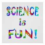 Science is Fun Posters