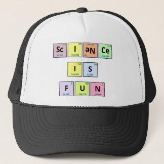 Science is Fun Trucker Hat