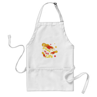 Science Is Life Adult Apron