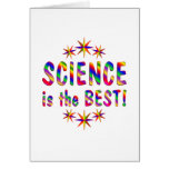 Science is the Best Card