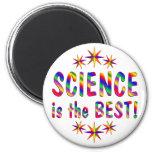 Science is the Best Magnets