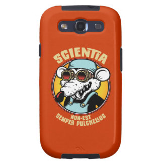 Science Isn't Always Pretty Galaxy SIII Covers