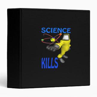 Science Kills Binder