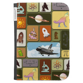 Science Kindle Case