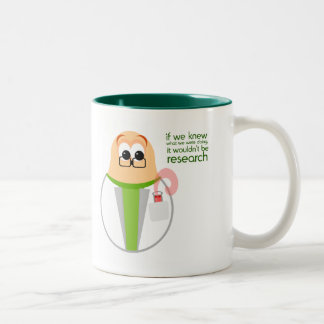 Science Lab Researcher Mug