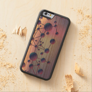 Science Laboratory Pharmacy Business Carved® Cherry iPhone 6 Bumper Case