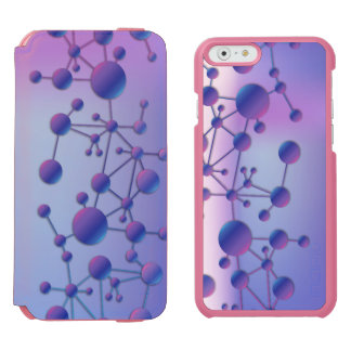 Science Laboratory Pharmacy Business iPhone 6/6s Wallet Case