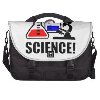 Science! Laptop Messenger Bag