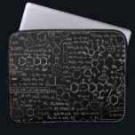 "Science Laptop Sleeve<br><div class=""desc"">This sleeve is for science and chemistry fanatics!</div>"