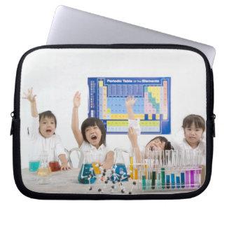 science laptop sleeves