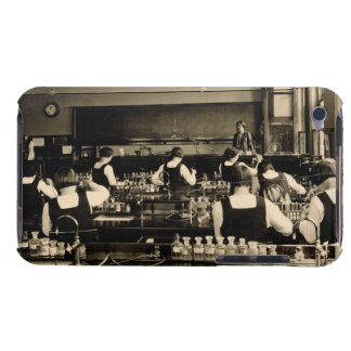 Science Lesson at the London Grammar School for Gi iPod Case-Mate Case