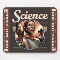 Science (Mad) Mouse Pad