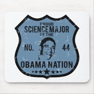 Science Major Obama Nation Mouse Pad