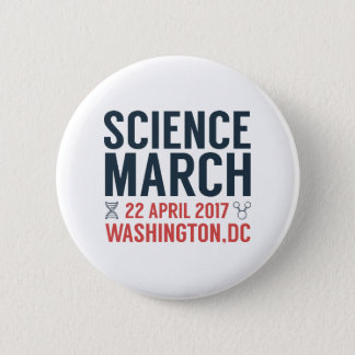 Science March Button