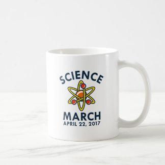 Science March Coffee Mug