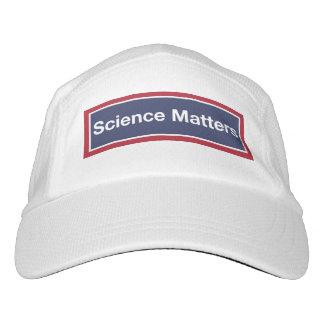 Science Matters Headsweats Hat
