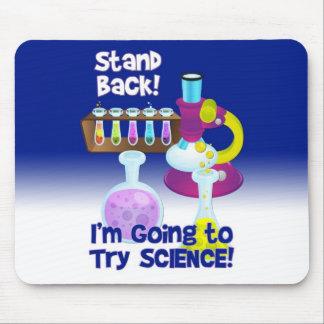 Science Nerd Mousepad