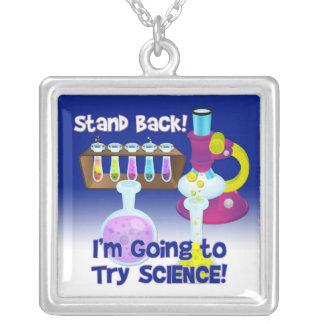 Science Nerd Necklace