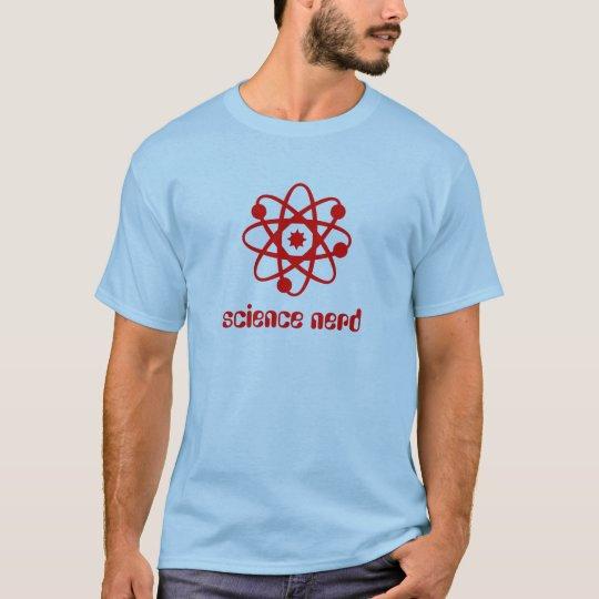 Science Nerd Tee. T-Shirt