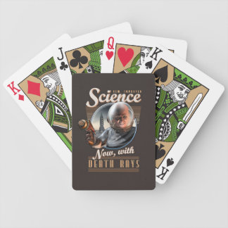 Science: Now with Death Rays Playing Cards