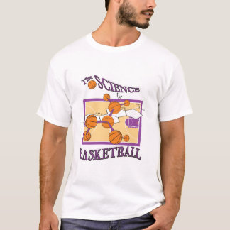 science of basketball T-Shirt